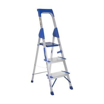 نردبان 3 پله آلوم پارس پله مدل هایلوکس