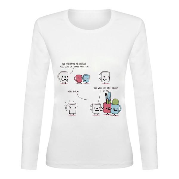 تی شرت زنانه مدل  SB0005-000110