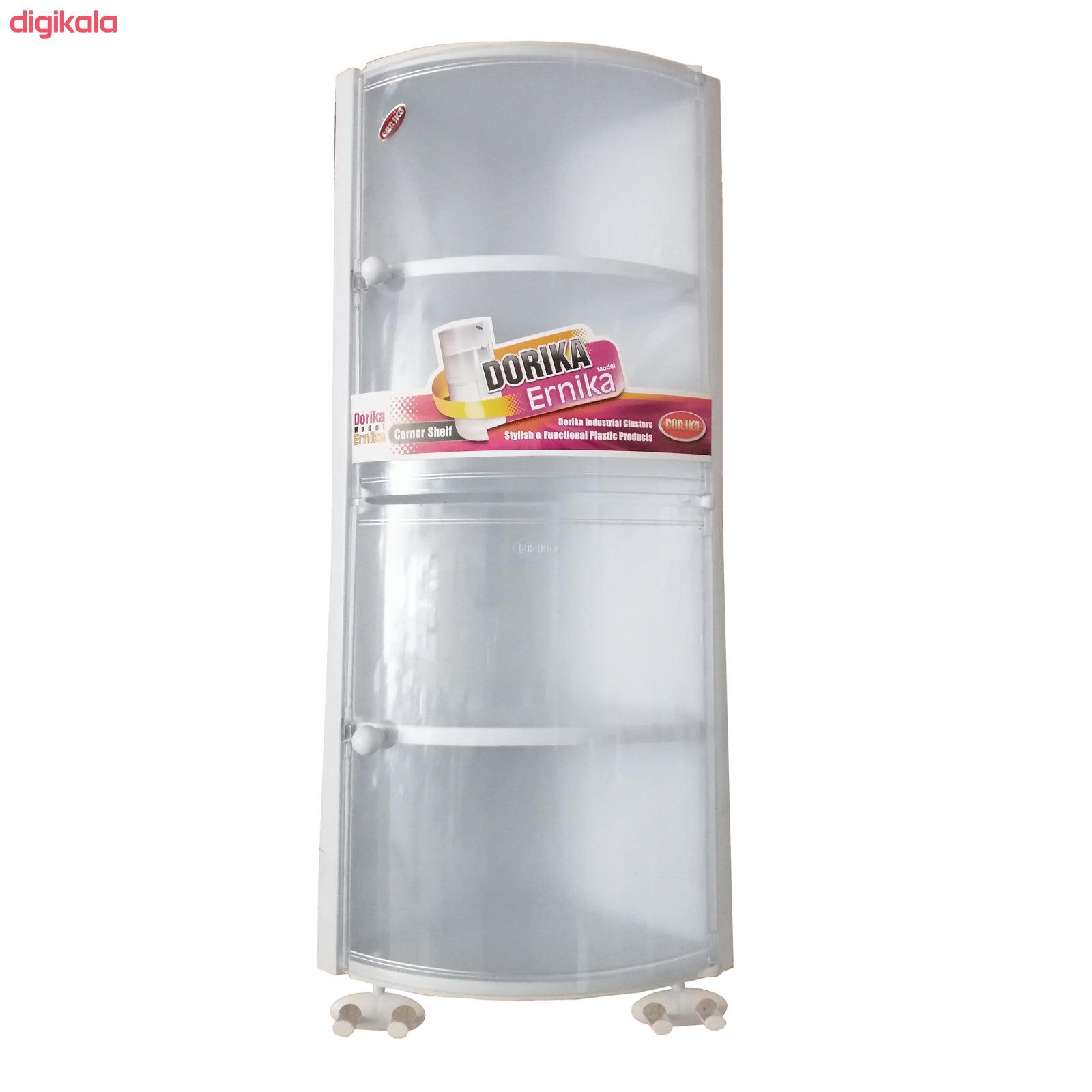 قفسه حمام دوریکا مدل ارنیکا کد 18 main 1 1