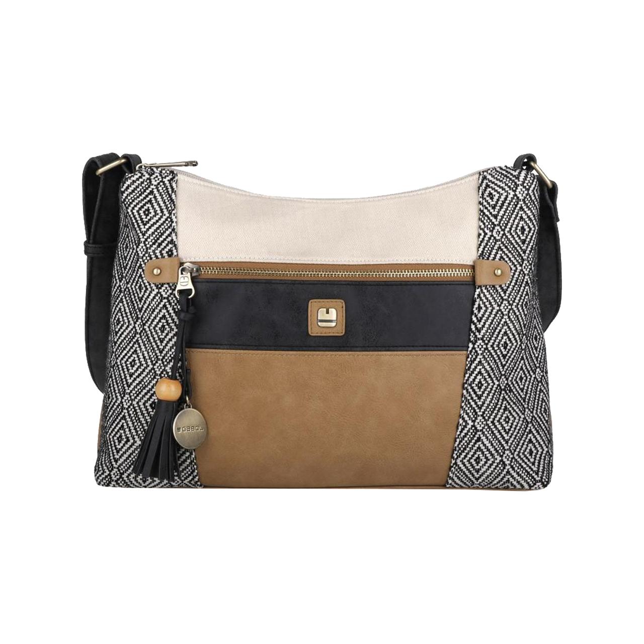 کیف دوشی زنانه گابل مدل Mawui 538313 -  - 2
