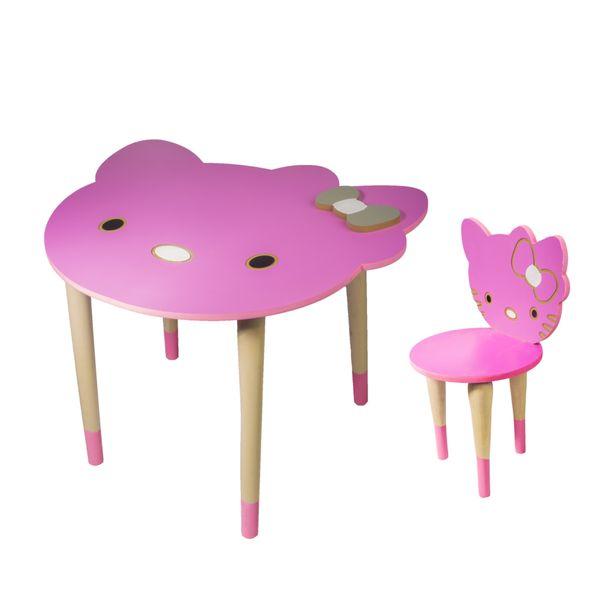 ست میز و صندلی کودکمدل آکاژو 0014