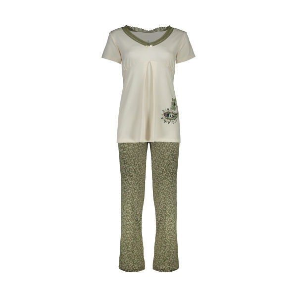 ست تی شرت و شلوار زنانه ناربن مدل 1521373-07