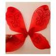 ست ایفای نقشطرح بال پروانه مدل Angel thumb 3