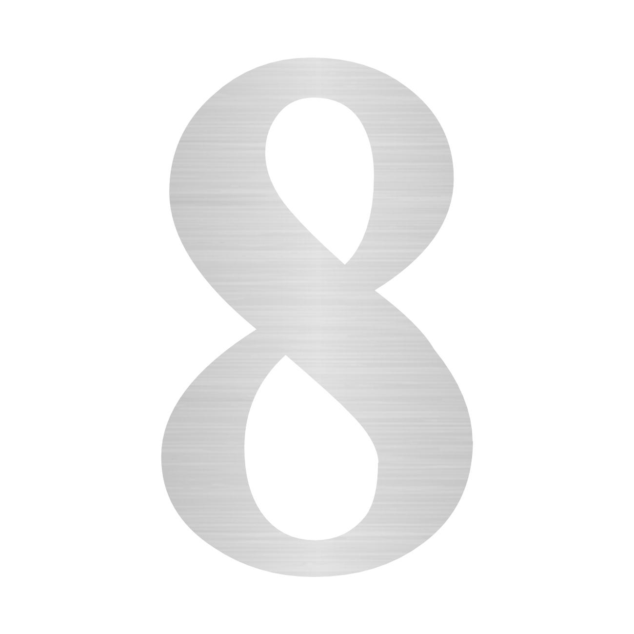 تابلو نشانگر مستر راد طرح پلاک واحد شماره 8کد 08 S