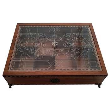 جعبه چای کیسه ای مدل M08