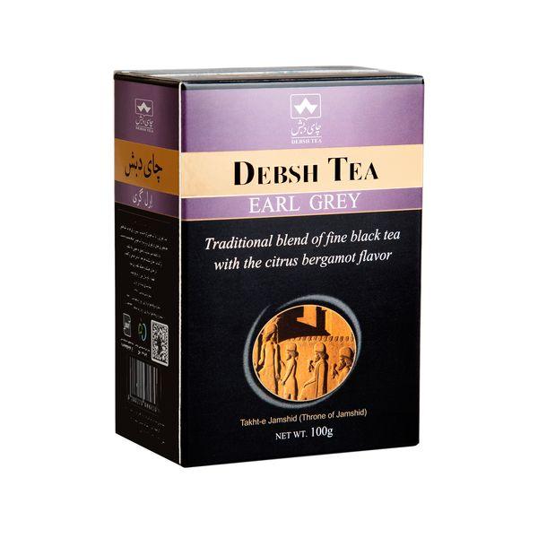 چای ارل گری چای دبش - 100 گرم