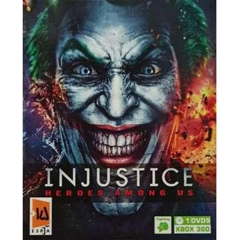 بازی INJUSTICE مخصوص XBOX 360