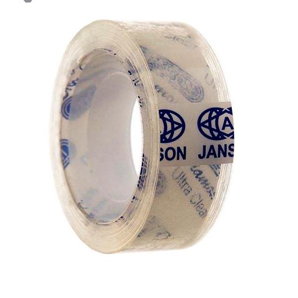 چسب نواری جانسون مدل J18 عرض 1.8 سانتی