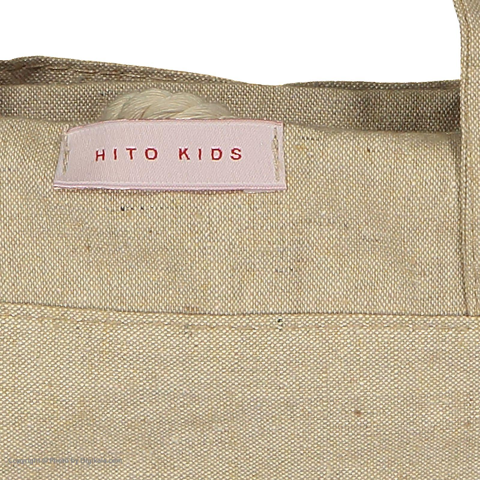 کوله پشتی پسرانه هیتو استایل مدل K14F188 -  - 4