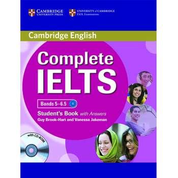 کتاب Complete IELTS B2 اثر Guy Brook- Hart And Vanessa Jakeman انتشارات Cambridge