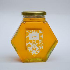 عسل طبیعی چهل گیاه نومد مارکت - 1 کیلوگرم