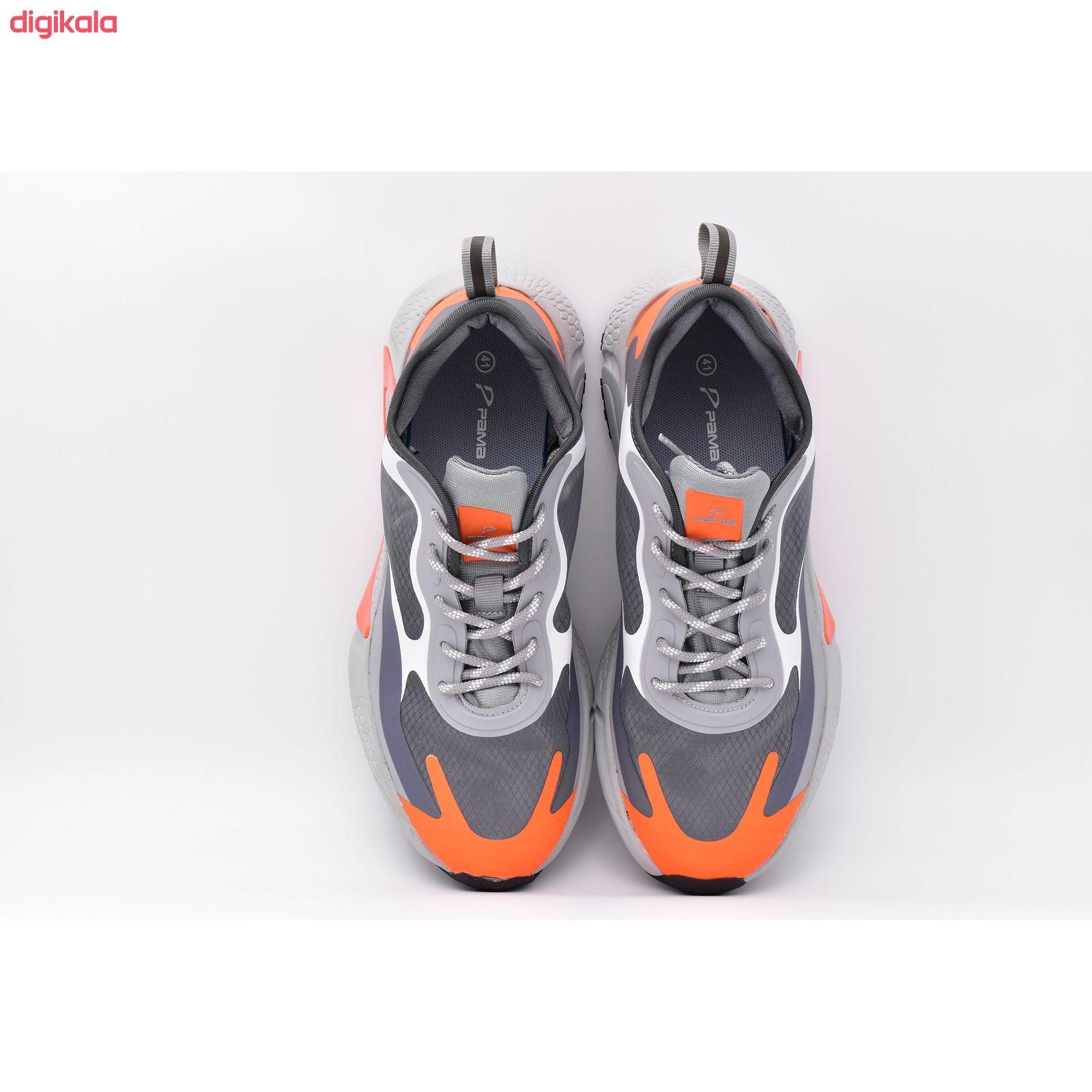 کفش پیاده روی مردانه پاما مدل ساموئل کد G1421 main 1 6
