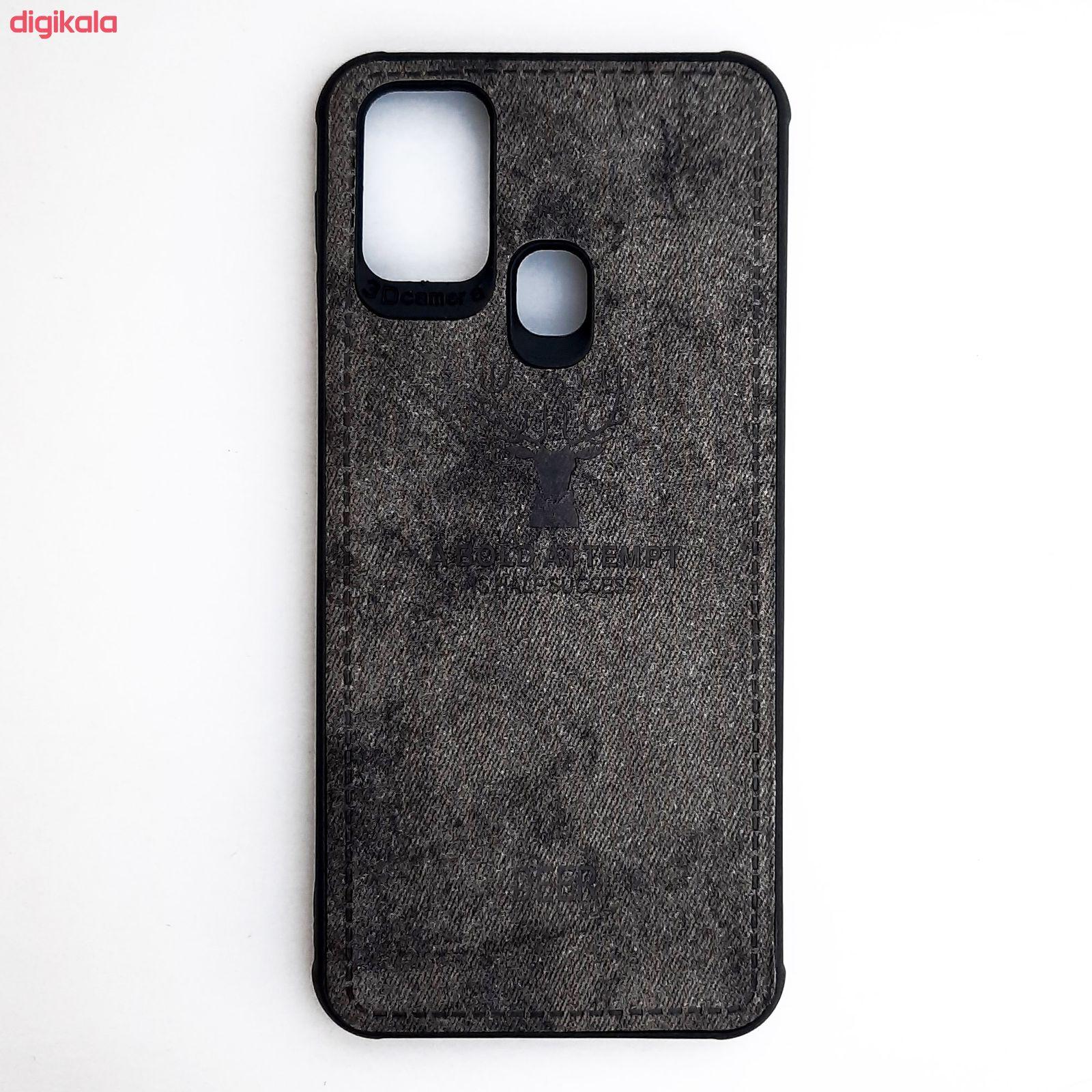کاور مدل CO509 طرح گوزن مناسب برای گوشی موبایل سامسونگ Galaxy M31 main 1 7