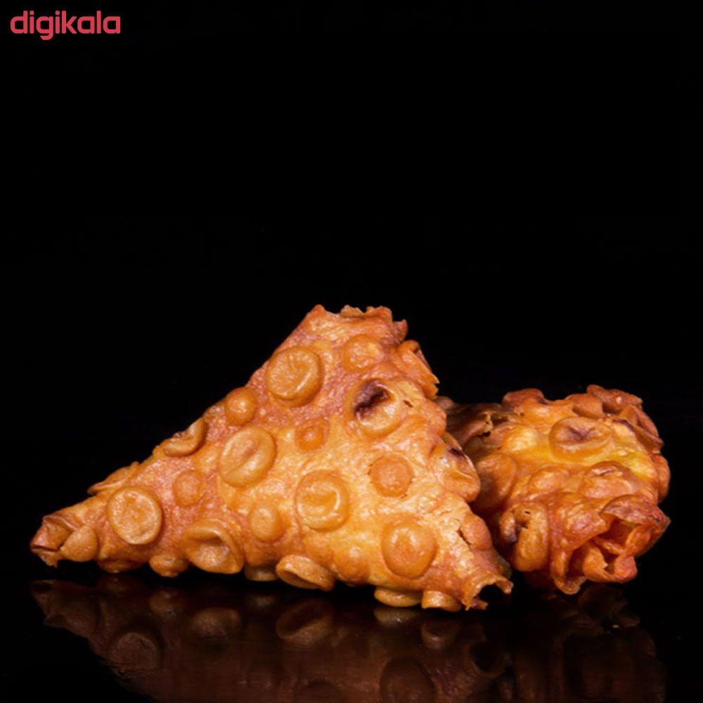 سمبوسه سیب زمینی هندی مزبار بسته 15 عددی main 1 2