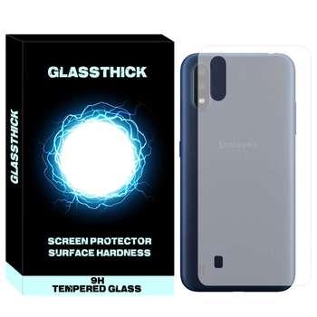 محافظ پشت گوشی  مدل ptpg-01 مناسب برای گوشی موبایل سامسونگ Galaxy A01