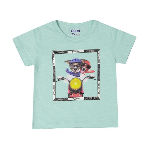 تی شرت پسرانه نونا مدل 2211114-53
