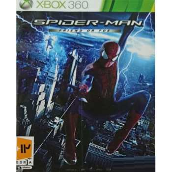 بازی SPIDER-MAN FRIEND FOE  مخصوص XBOX 360