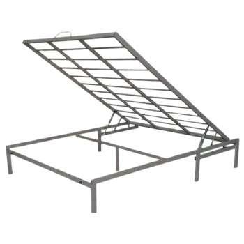 کفی تختخواب دو نفره مدل H202 سایز 150x190 سانتیمتر