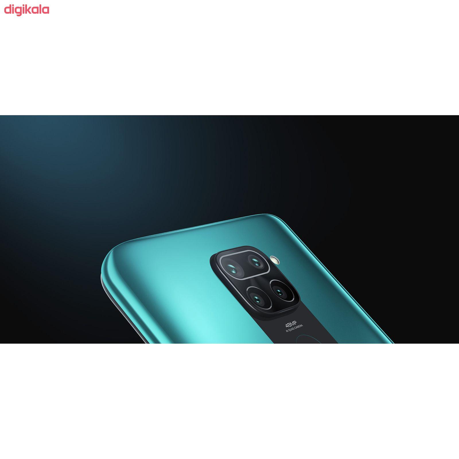 مشخصات قیمت و خرید گوشی موبایل شیائومی مدل Redmi Note 9 M2003j15sg دو سیم کارت ظرفیت 64 گیگابایت دیجی کالا