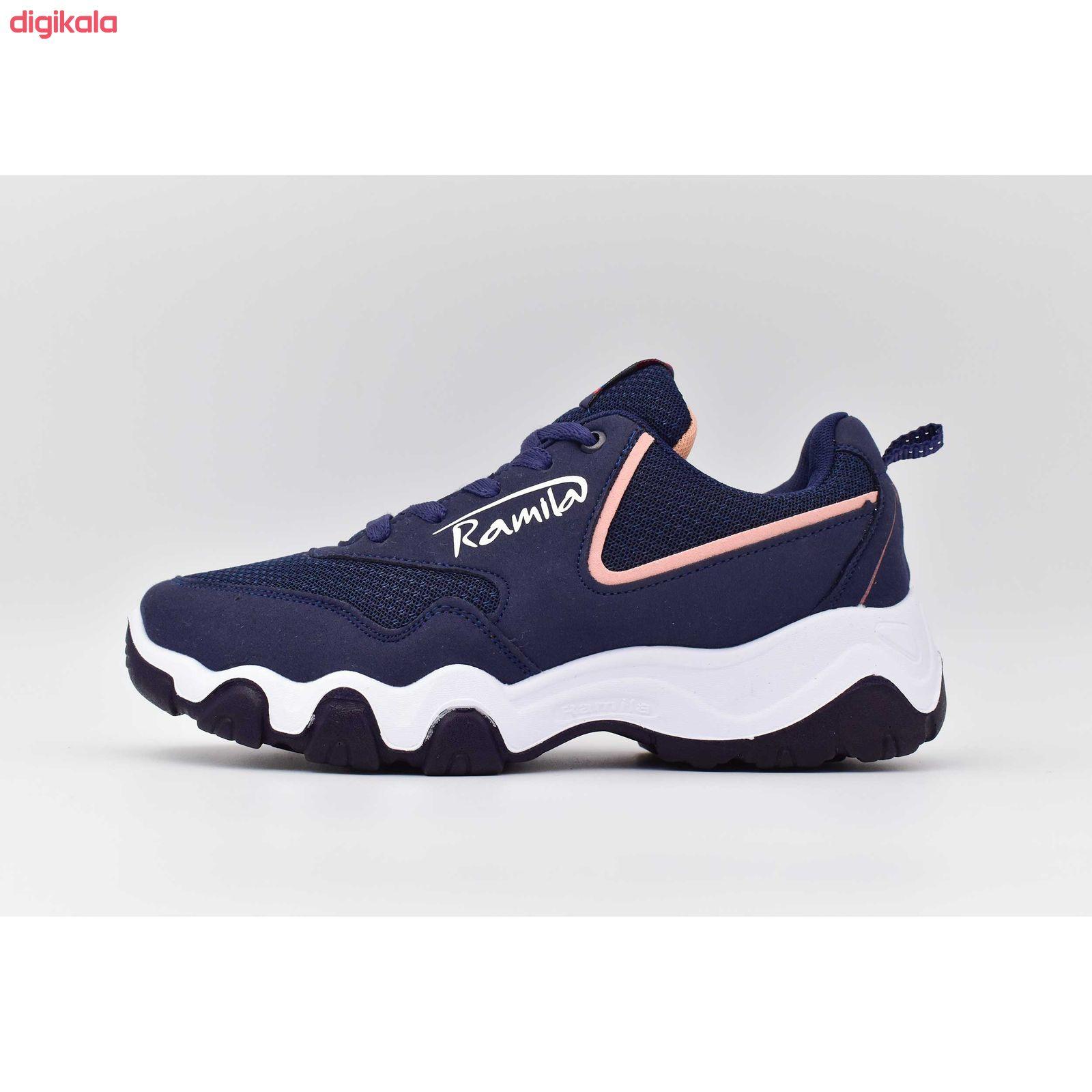 کفش مخصوص پیاده روی زنانه رامیلا مدل مونیخ کد 7660 main 1 1