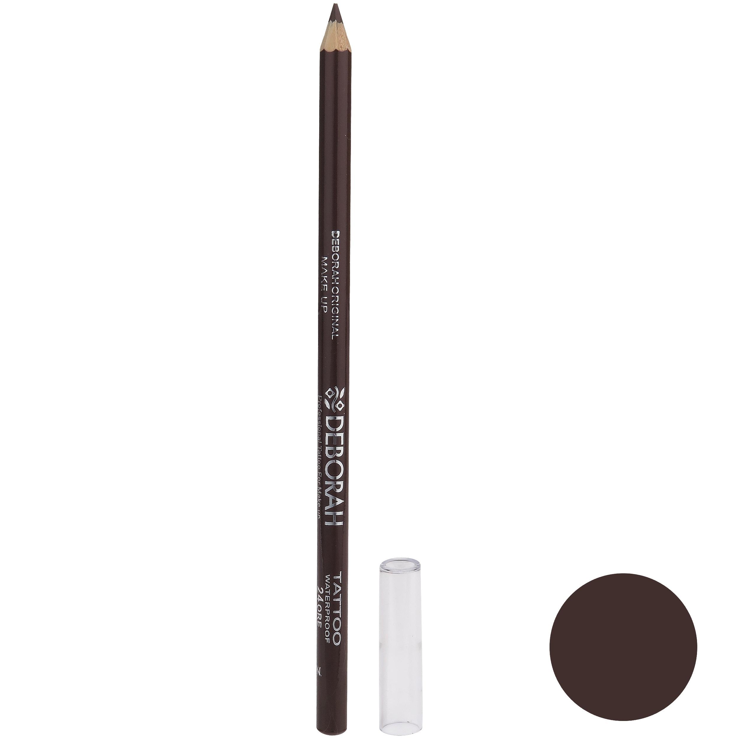 مداد ابرو دبورا سری TATTOO 24ORE شماره 282