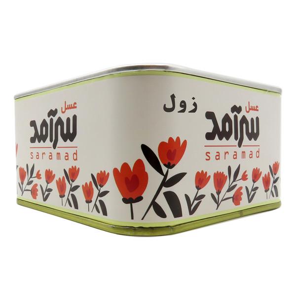 عسل طبیعی زول سرآمد  - 1 کیلوگرم
