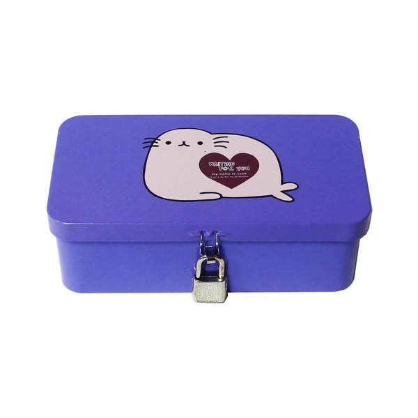 جعبه هدیه فلزی مدل 52-02