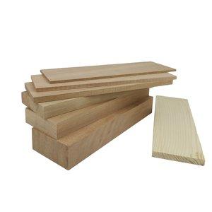 تخته چوب مدل منبت مجموعه 7 عددی