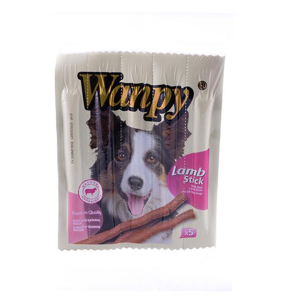 تشویقی سگ ونپی مدل Lamb Stick وزن 50 گرم