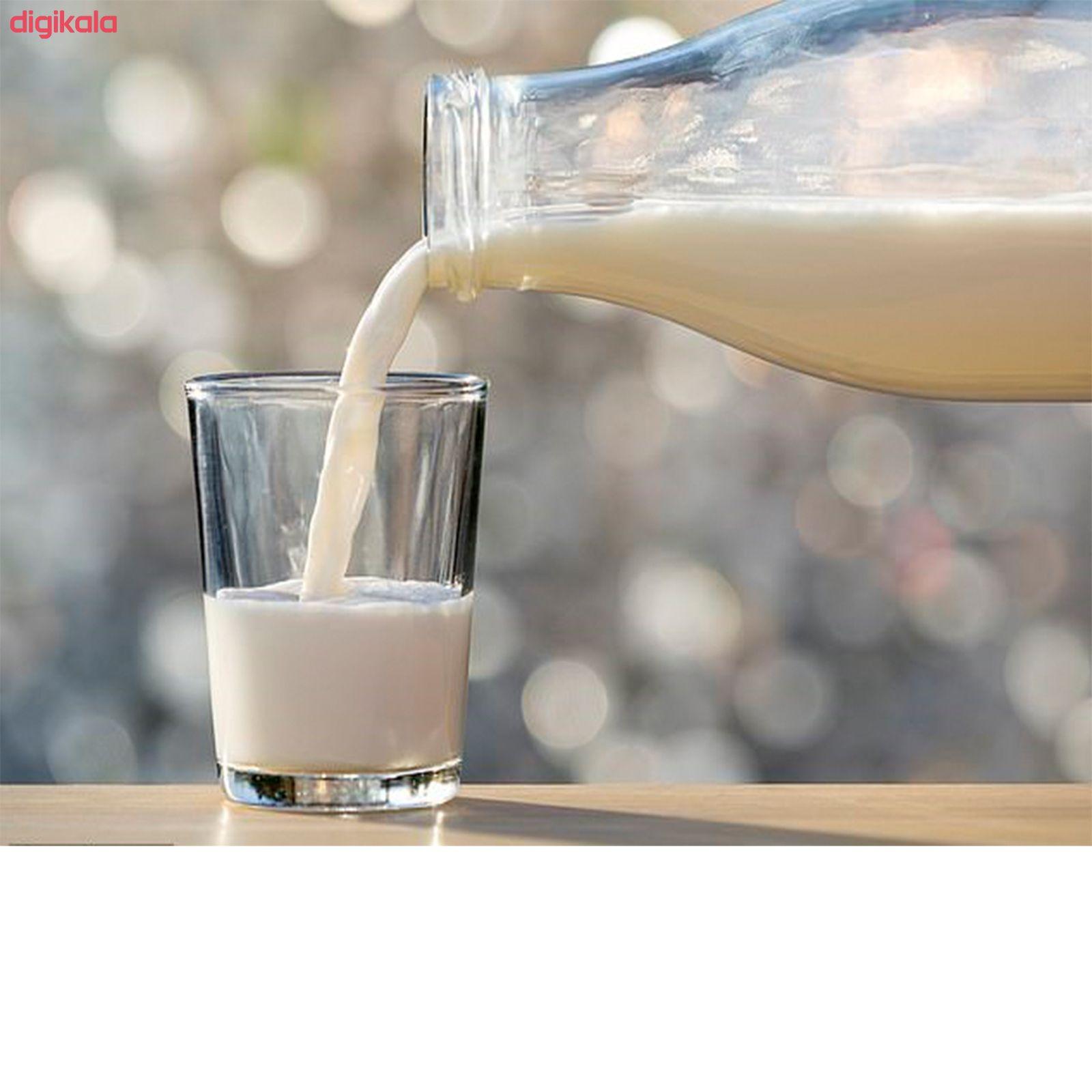 شیر پر چرب غنی شده ماجان کاله مقدار 200 میلی لیتر بسته 6 عددی main 1 1
