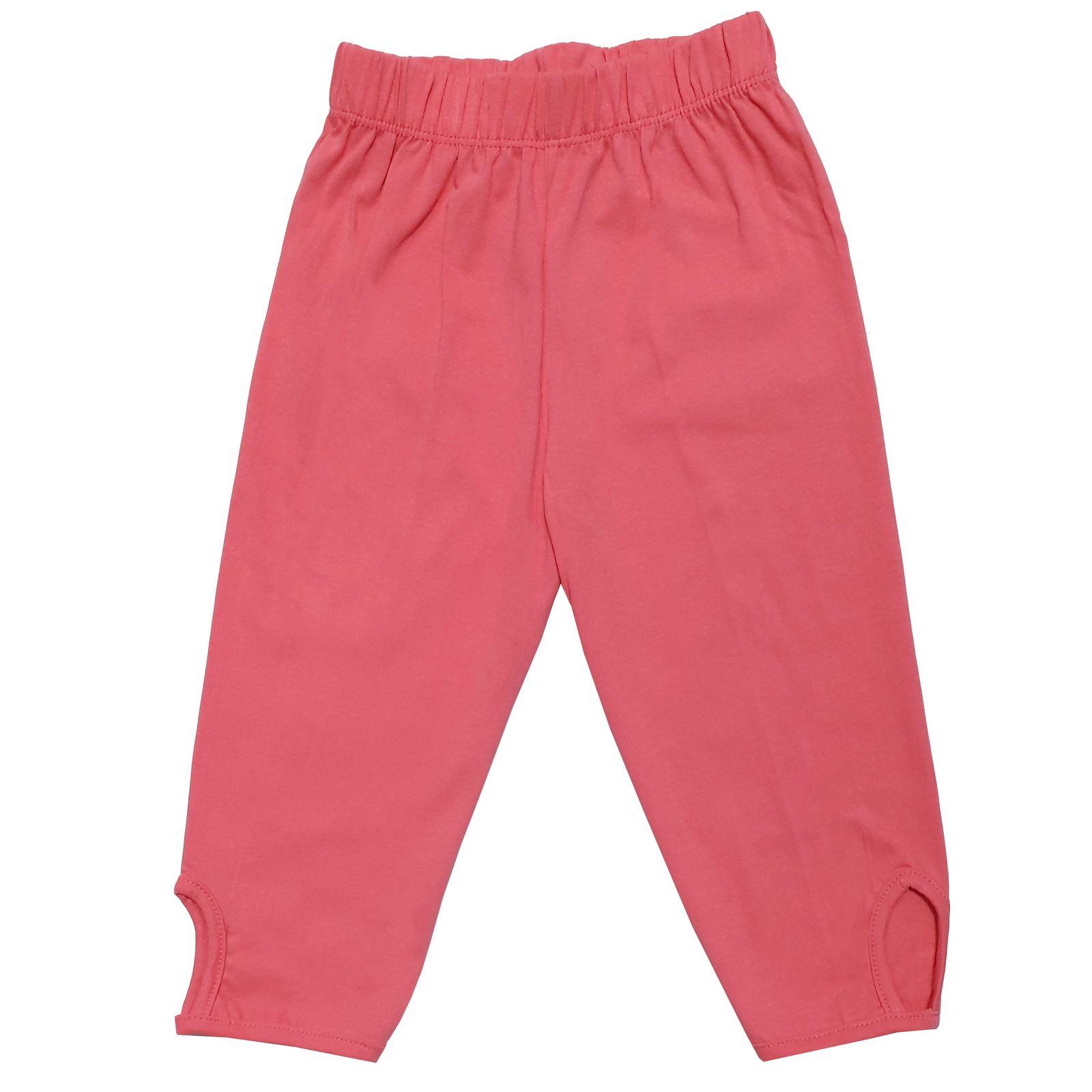 ست تی شرت و شلوارک دخترانه طرح LOL کد 1402 -  - 4