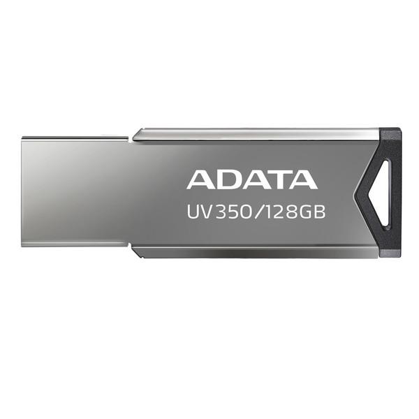 فلش مموری ای دیتا مدل UV350 ظرفیت 128 گیگابایت