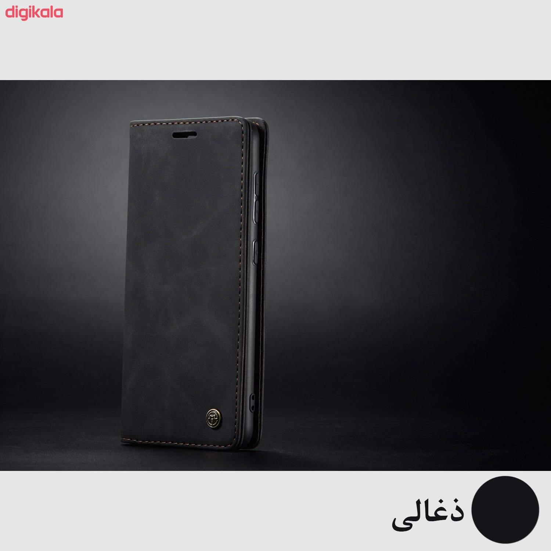 کیف کلاسوری کیس می مدل Vintage-013 مناسب برای گوشی موبایل شیائومی Redmi Note 8 Pro main 1 22