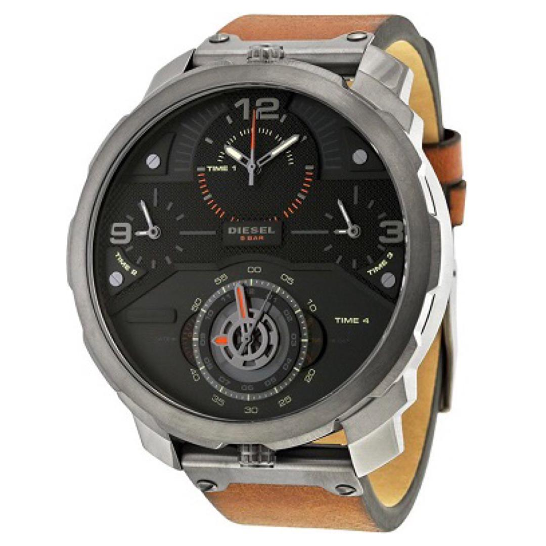 قیمت                      ساعت مچی عقربه ای مردانه دیزل مدل DZ7359