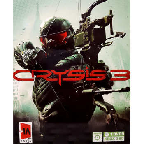 بازی CRYSIS 3  مخصوص Xbox 360
