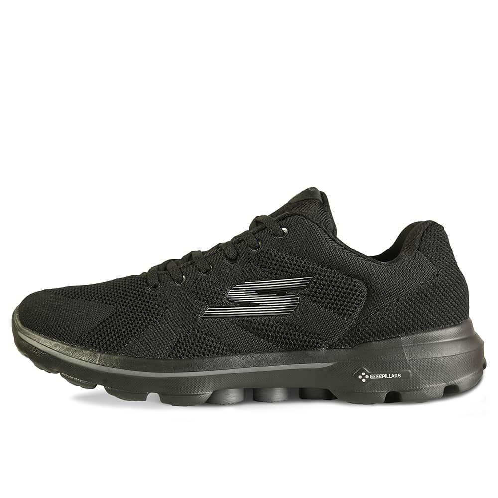 کفش پیاده روی مردانه اسکچرز مدل go walk 3 - 686344
