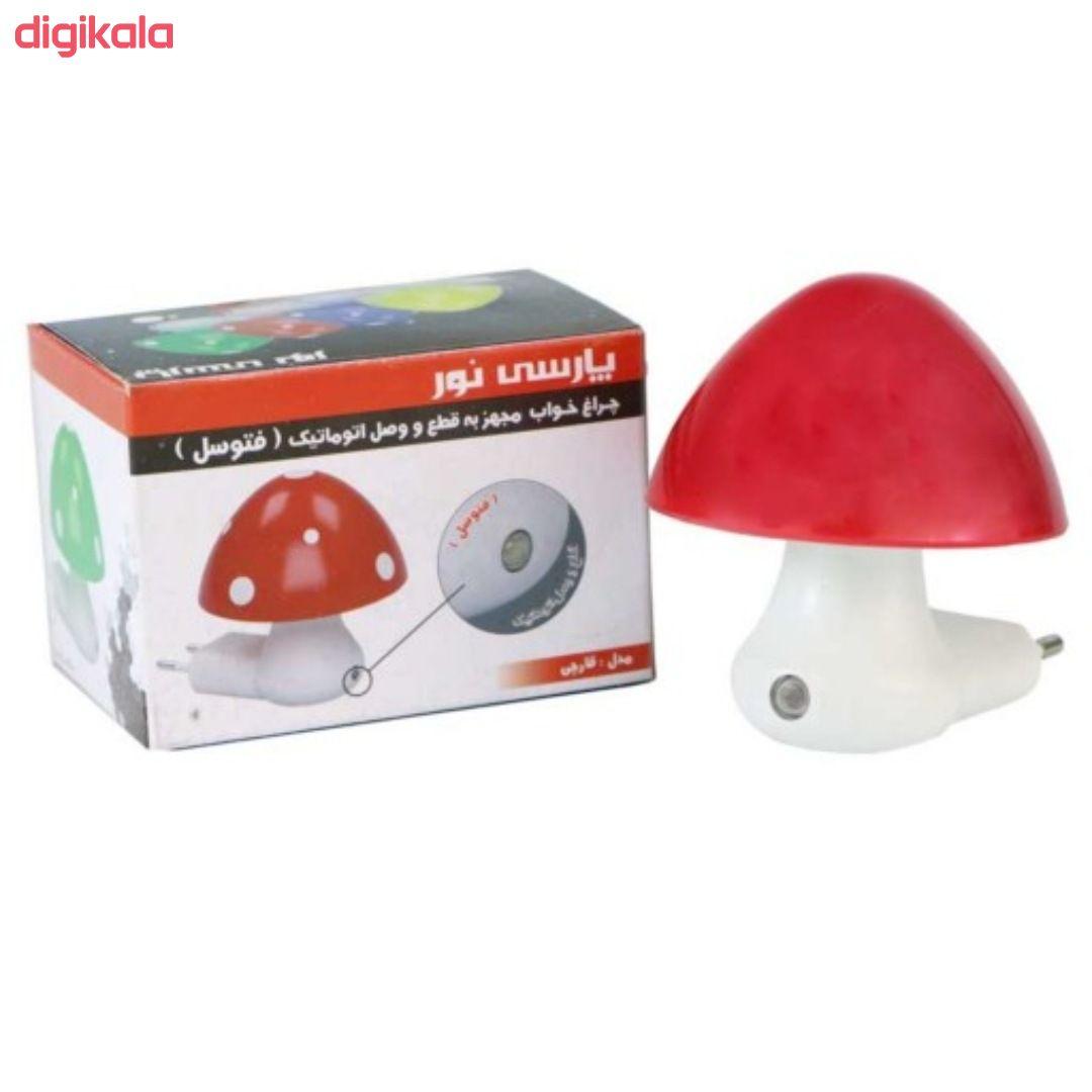 چراغ خواب کودک مدل mushroom main 1 2