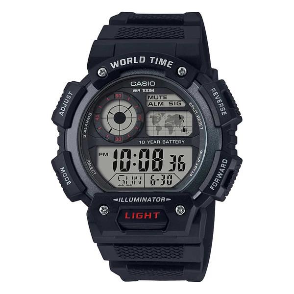 ساعت مچی دیجیتال کاسیو مدل AE-1400WH-1AVDF