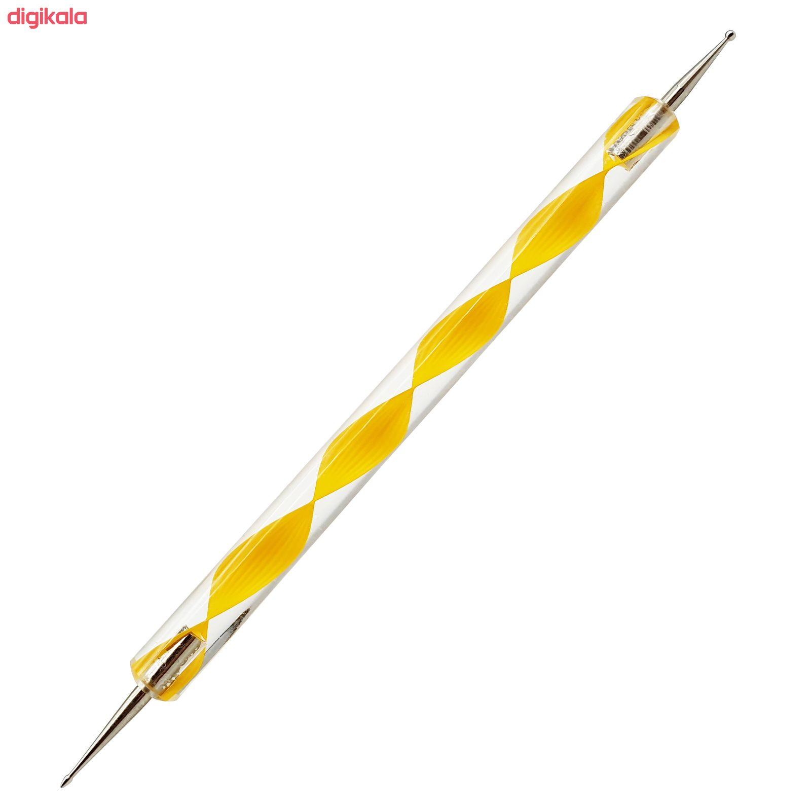 قلم طراحی ناخن مدل داتینگ کد 06 main 1 4