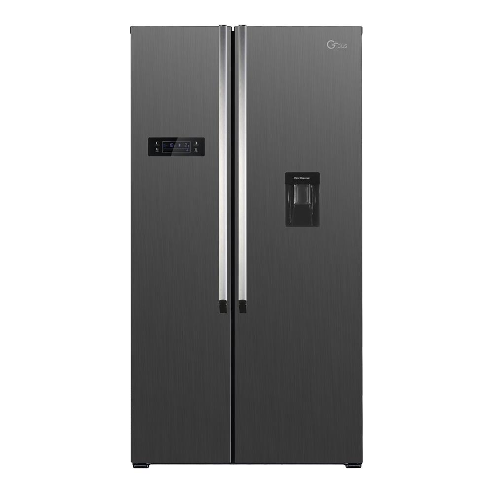 یخچال و فریزر ساید بای ساید جی پلاس مدل GSS-K715T