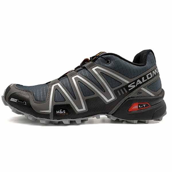 کفش پیاده روی مردانه سالومون مدل speed cross 3 - 432987