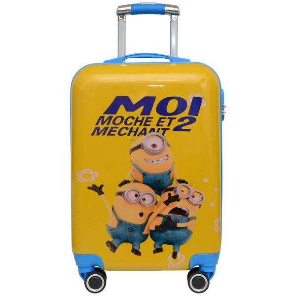 چمدان کودک مدل MINION کد 20 - 700368