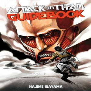 مجله Attack On Titan Guide Book سپتامبر 2014
