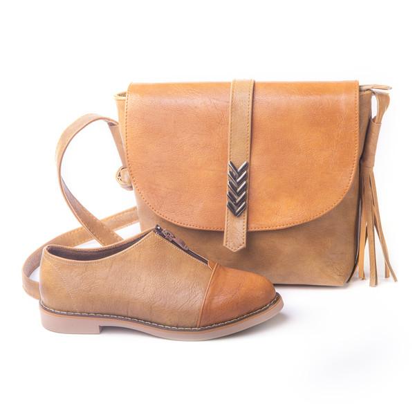 ست کیف و کفش زنانه مدل 002