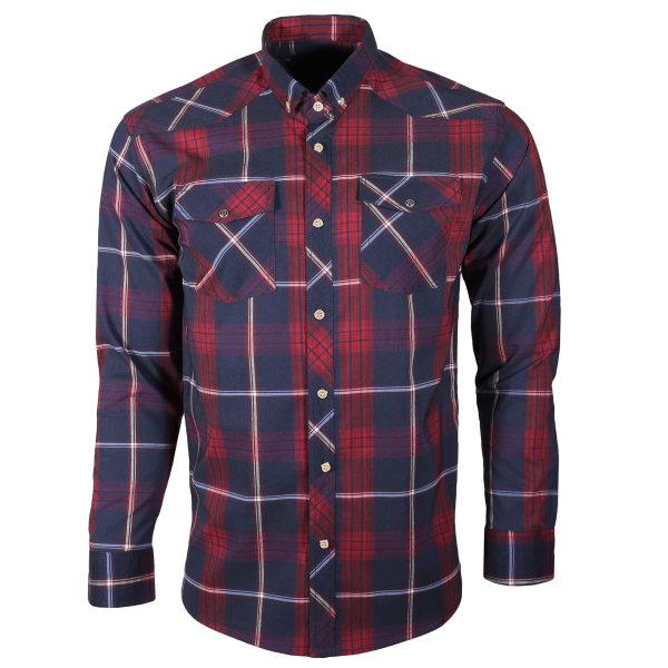 پیراهن آستین بلند مردانه مدل nch210050