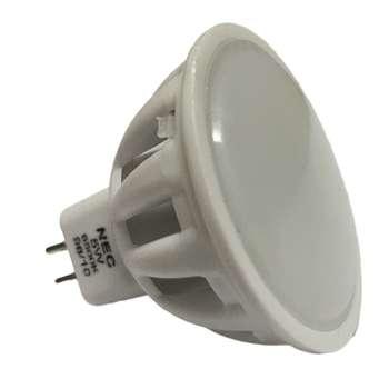 لامپ هالوژن 5 وات ان ای سی مدل LC03G پایه GU5.3