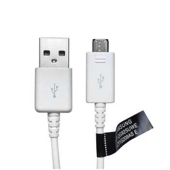 کابل تبدیل USB به microUSB مدل EP-DG925UWE S7 طول 1.2 متر