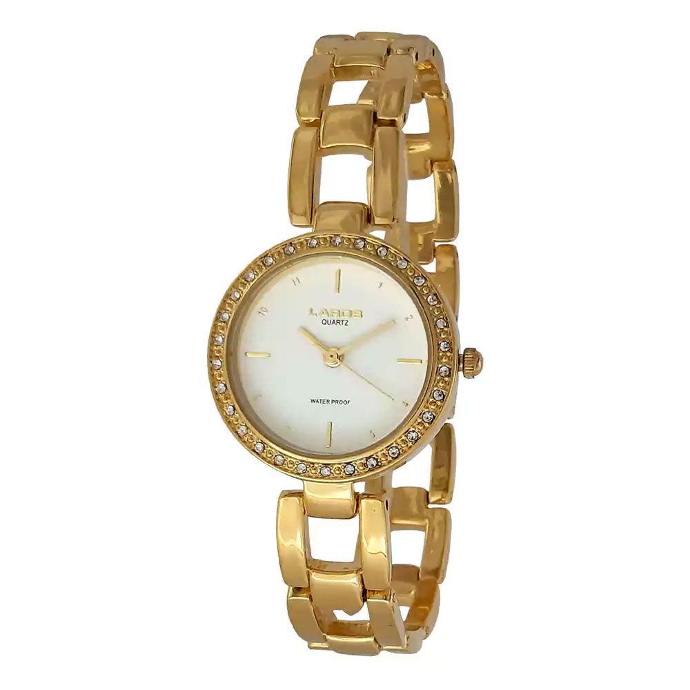 ساعت مچی عقربه ای زنانه لاروس مدل 1117-80138-4-4-1-4
