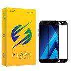 محافظ صفحه نمایش سرامیکی فلش مدل +HD مناسب برای گوشی موبایل سامسونگ Galaxy A520