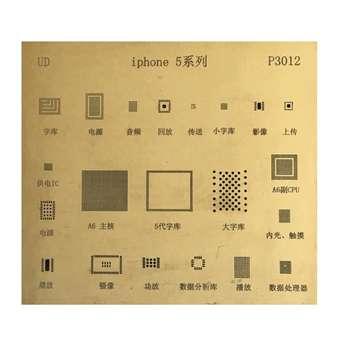 شابلون مدل P3012 مناسب برای گوشی موبایل اپل iPhone 5